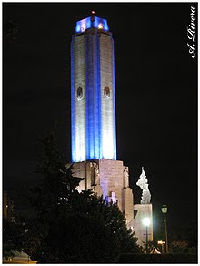Monumento Nacional a la Bandera   - Rosario - Argentina