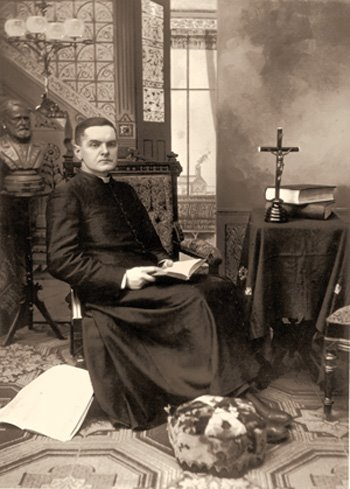 <b>Venerable<br>Fr. Michael J. McGivney</b>