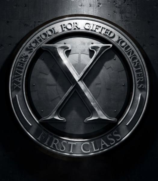 x men first class movie logo