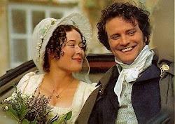 Darcy y Lizzie.