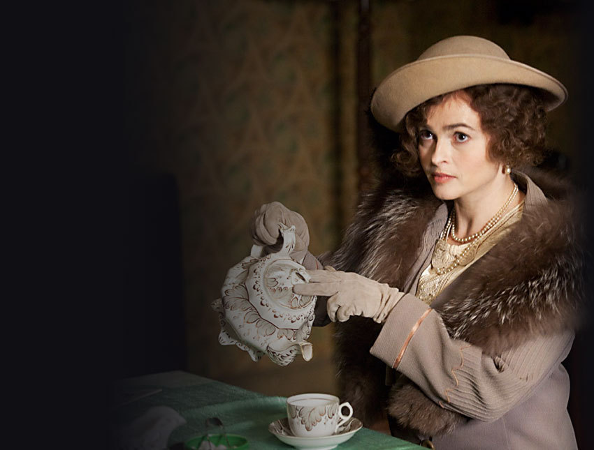 Helena Bonham Carter The King Speech