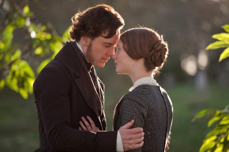 Jane y el señor Rochester.