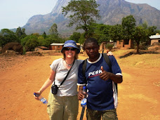 Me 'n Stephen the guide