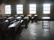 Inside of Gillo's classroom