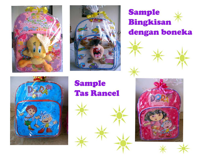 Tas rancel Modifikasi