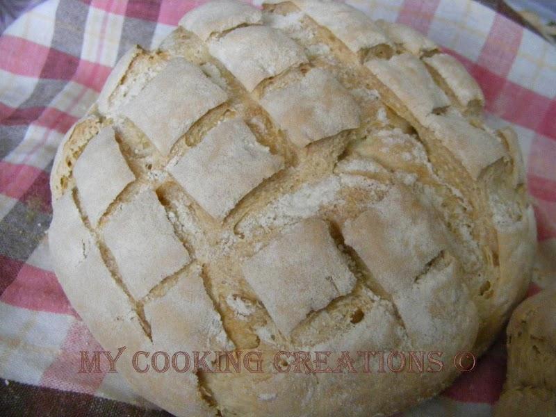Pane casalingo * Домашен хляб