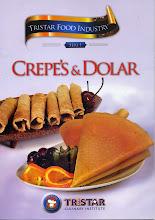 Buku Resep: Creepes Renyah dan Harum untuk Jualan