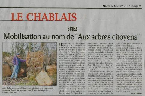 """""""Aux Arbres Citoyens"""""""