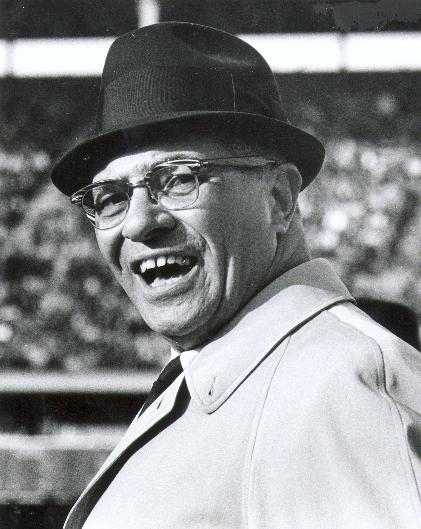 """the life and early career of vincent lombardi So, lombardi began his career teaching high school physics, chemistry and latin, while coaching football and basketball several years later, he returned to fordham as an  you will be amazed at what you can accomplish in your life"""" lombardi coached college football for six years at fordham as well as the us military academy at west point."""
