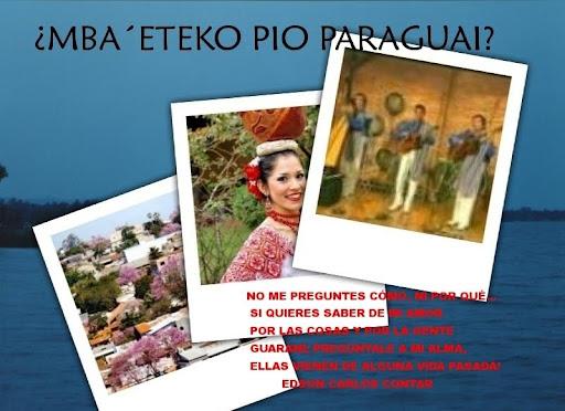 ¿Mba'eteko pio Paraguai?