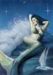 Nereida, diosa de las aguas