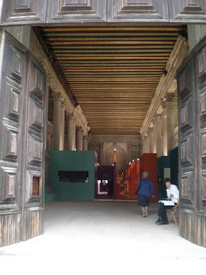 Venezia scuola nuova di santa maria della misericordia for Scuola sansovino venezia