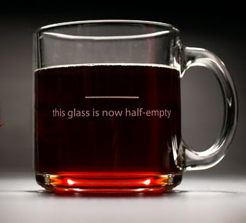 pessimist's mug from despair.com