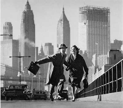 Norman Parkinson New York photo