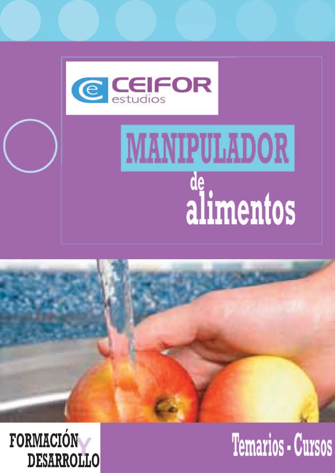 Ceifor estudios nuestros cursos - Manipulador de alimentos on line ...