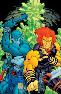 Thundercats  Return on Por Ejemplo Thundercats The Return Con Arte De Ed Benes