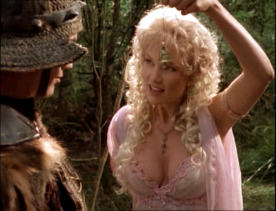 Aphrodite and Joxer
