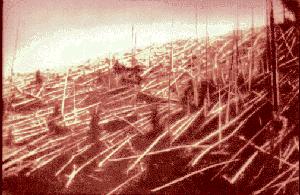 Tunguzka 1927