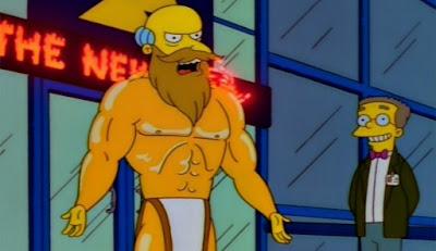 Simpsonovi - Radost ze sekty