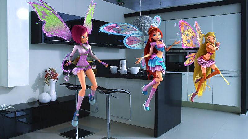 Winx 4 Life: More movie images!