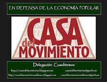 Casa del Movimiento Cuauhtémoc
