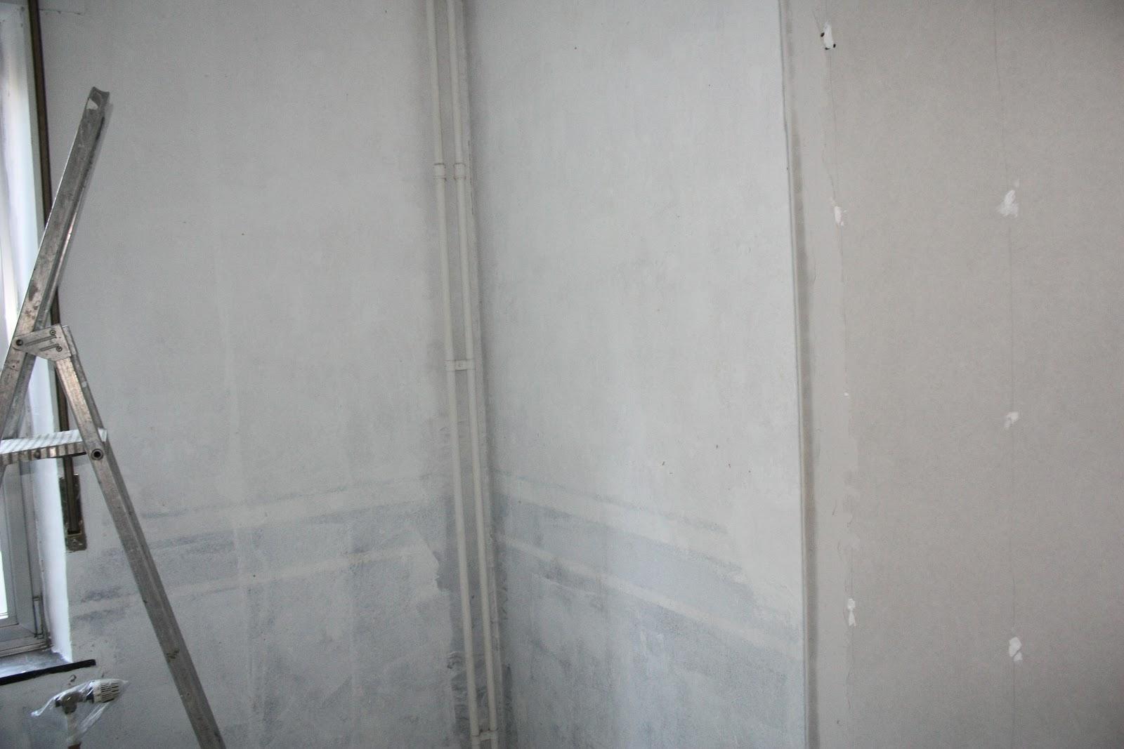 travaux dans ma maison traitement des murs. Black Bedroom Furniture Sets. Home Design Ideas