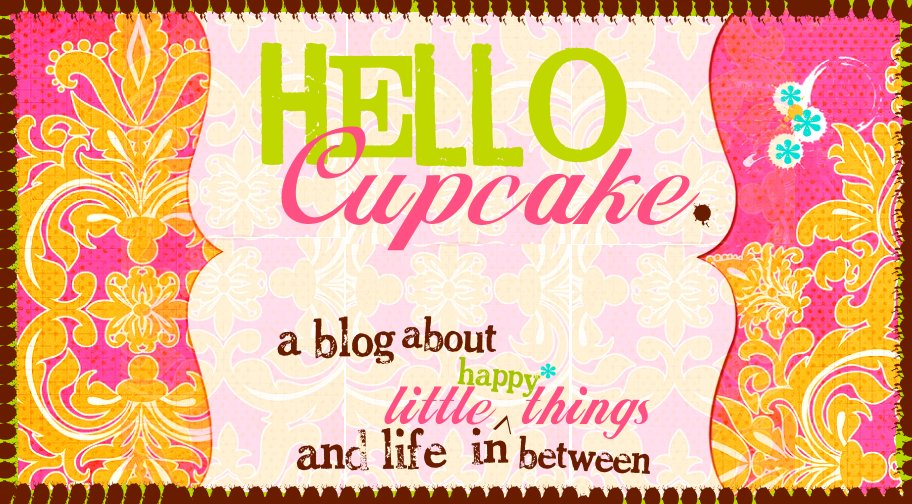 Hello, Cupcake.