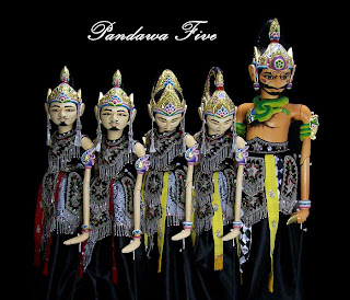 Wayang Golek, traditional Sundanese puppetry