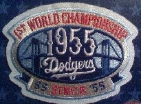 1955 World Series Champions