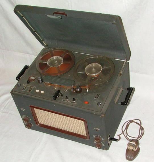 магнитофон МАГ-10