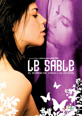 Le sable, Lesbian Movie