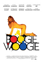 Boogie Woogie, Gillian Anderson, Heather Graham and Amanda Seyfried