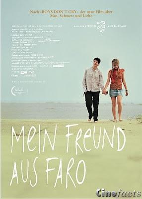Mein Freund aus Faro, Lesbian movie
