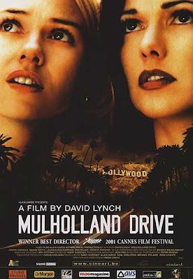 Mulholland Drive, lesbian movie