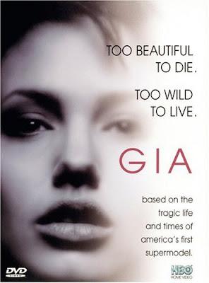 Gia, Angelina Jolie Lesbian Movie