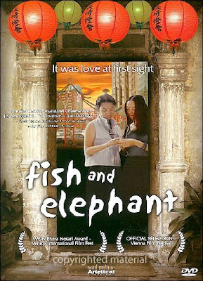 Fish and Elephant, Jin nian xia tian lesbian movie