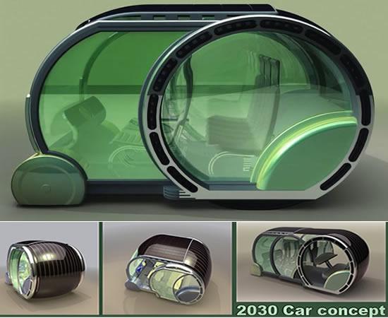 explore ur life on spaceYear 2030 Cars