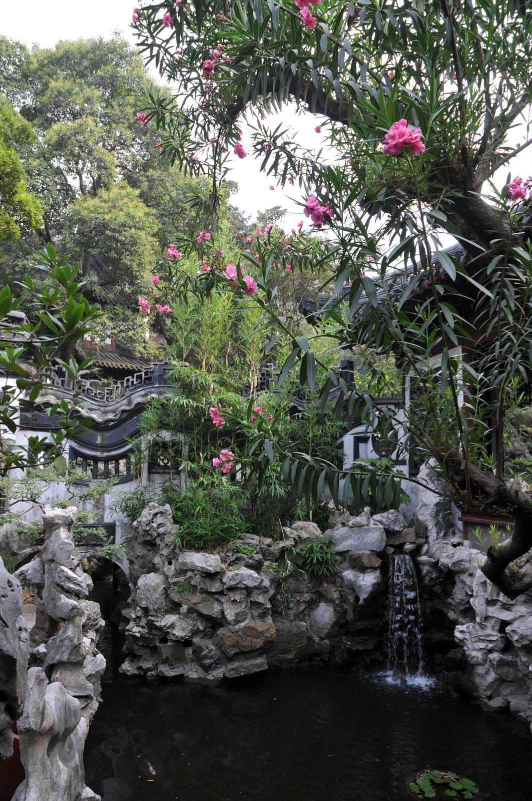 Blogtrotter le jardin yu shanghai for Jardin yu shanghai