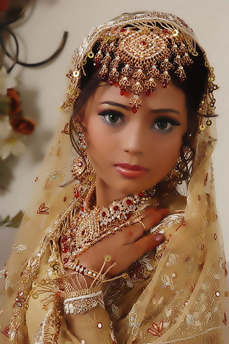beautiful bridal dresses pakistani