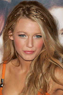 Blake Lively  Color on Blake Lively Hairstyle Color   Magazine Buzz