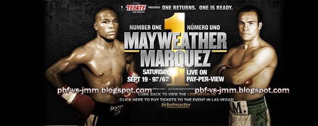 Floyd Mayweather vs Juan Manuel Marquez - Latest News and Updates,  Live Streaming Video
