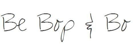 Be Bop & Bo