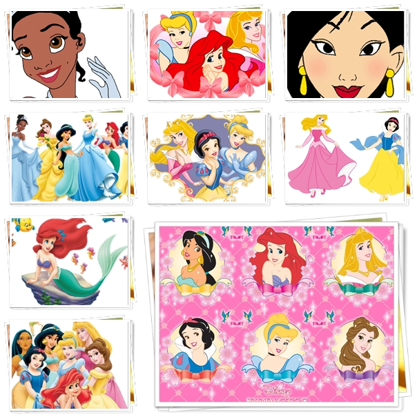 Dulces Momentos★: Coleccion Imagenes Princesas Disney
