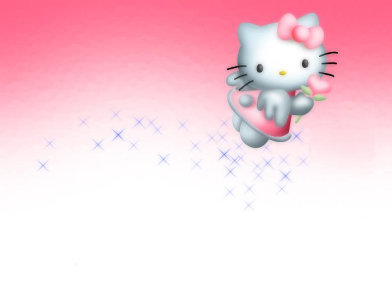 Ademas te dejo estos Fondos de Hello kitty, muy Rosa para que lo ...