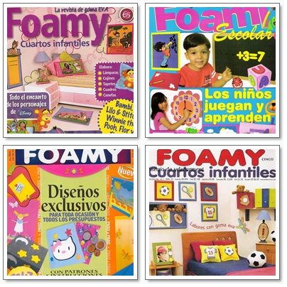 revistas foamy para descargar gratis