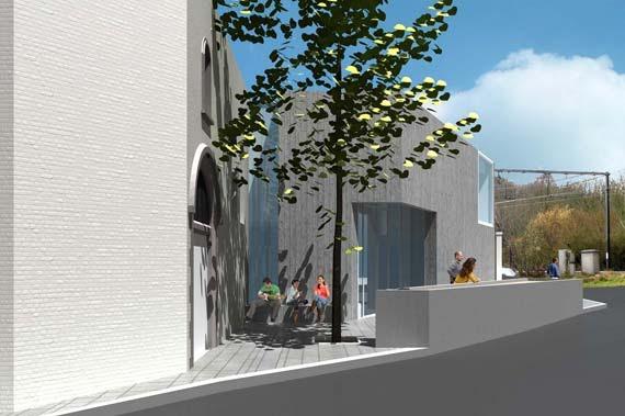 please visit the new blog el matador l atelier d architecture project de la chapelle des. Black Bedroom Furniture Sets. Home Design Ideas