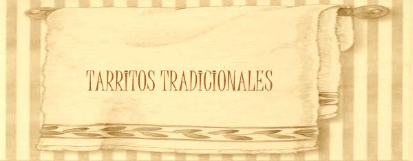 Tarritos Tradicionales.