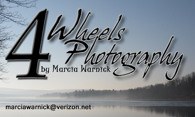 4 Wheels Photography by Marcia