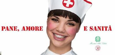 campagna pubblicitaria ministero della salute