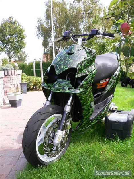 Moto Yamaha JOG R / RR 50cc